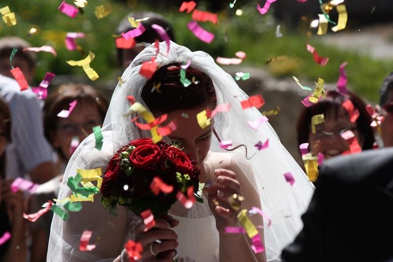 Sposa cerimonia